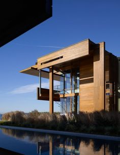 Malibu Home. Richard Meier & Partners Architects.