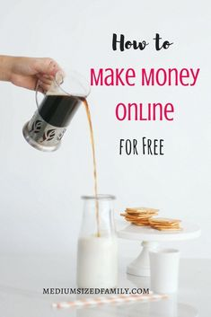 How to make money online for free. Ideas for making money online from home by using those little wasted pockets of time on easy tasks. Who doesn't like easy ways to make money?