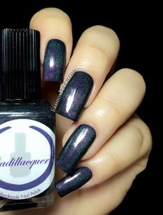 Fashion Polish: Cadillacquer Sons of Anarchy Collection swatches and review!