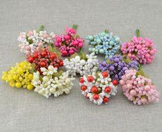 10 pcs Gratis pengiriman bunga Buatan Busa kuncup bunga bahan DIY karangan bunga Pengantin pergelangan tangan indah bunga Pernikahan bunga dekorasi