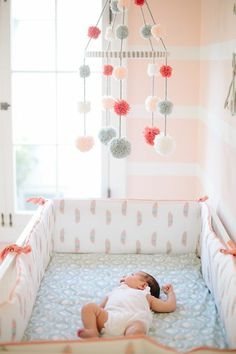 15 fun and interactive diy mobiles | wool, pencere and baby mobiles - Diy Baby Deko