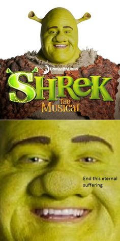 this is actually a good musical the memes are what fuckign ruined it u little shittards