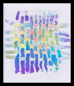 Gáza a vodové barvy