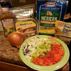 favorite chicken chopped salad shredded cabbage chopped american salad ...