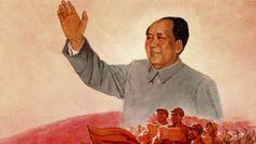 """Mao als die """"Rote Sonne"""" Chinas: Propagandakunst von 1967"""