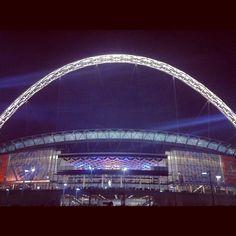 jasonhoughton85's photo of Wembley Stadium on Instagram
