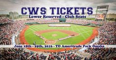 Sell Tickets, Game Tickets, World Series Tickets, College World Series, Local Concerts, Online Form, Club, Be Yourself Quotes