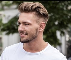 #fashionformen #men'sstyle #men'sfashion #men'swear #modehomme #hair #haircut #inspiration #style #men