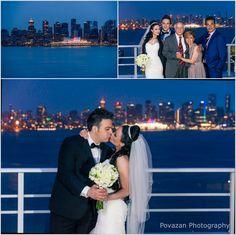 Persian wedding at Pinnacle at the Pier Hotel North Vancouver