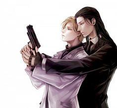 Rufus and Tseng