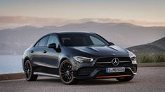 2020 Mercedes-Benz CLA Wallpapers