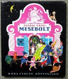 Gazdag Erzsi könyve - gyerekkorunk klasszikusa