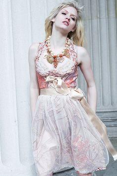 Ophelia Blaimer - Couture - Dirndl - Love - Desire