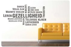 171 beste afbeeldingen van uitspraken dutch quotes Muurteksten woonkamer