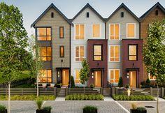 Coquitlam Townhouse, Townhomes in Coquitlam | FREMONT INDIGO
