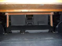 Elevated sleeping/stowage platform for JKU - JK-Forum.com - The top destination for Jeep JK and JL Wrangler news, rumors, and discussion Jeep Wrangler Camper, Jeep Jk, Wrangler Jk, Jeep Tent, Jeep Camping, Suv Trunk Organization, Top Destinations, Platform, Sleep
