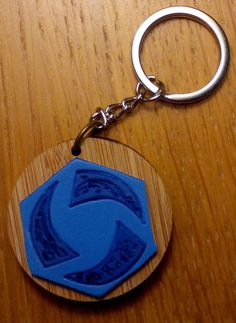 Heroes of the Storm keychain by Passbbi on Etsy