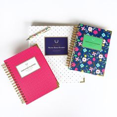 LOVING our Emily Ley planners!!! {Small Planners $58.99, Large Desk Planner $58, Pen $16.99} Text (479) 251-0933 to order!