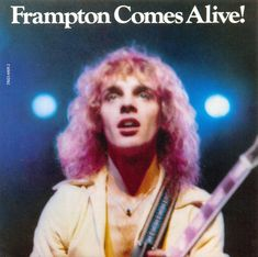 Peter Frampton Frampton Comes Alive! on Hear Frampton's Famous Talk-Box Solo By Peter Frampton had already won recognition as a guitarist, vocalist, and songwriter in the acclaimed Brit Peter Frampton, Rock And Roll, Pop Rock, Rock Album Covers, Classic Album Covers, Vinyl Lp, Vinyl Records, Vinyl Music, 45 Records