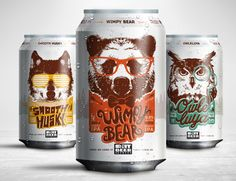 RuTT Beer Brewery - TheDieline.com: The Leading Package Design Blog