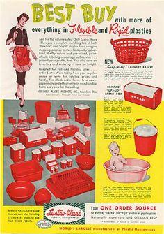 Lustro wareのAD、追加しました♪ Loveなラストロウェアの昔の広告。かわいい~♪ レトロキッチンを目指して、コツコツ集めまーす。笑 ...