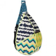 870-589 Kavu Women's Paxton Pack Rope Bag - Shark Bait www.bootbay.com