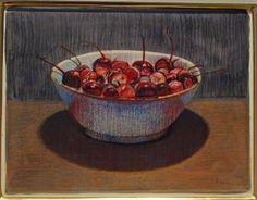 Wayne Thiebaud, pastel