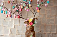 Árvore de ovos