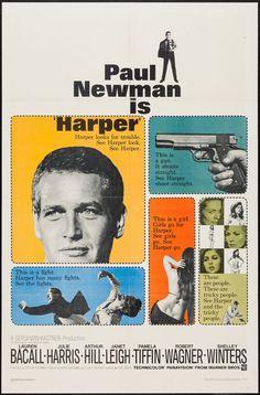 Harper (Warner Brothers, 1966) Paul Newman