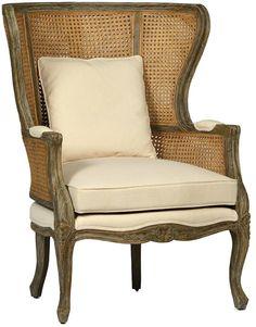 Huntington Rattan Chair