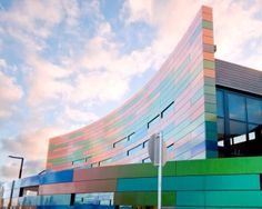 Alucobond aluminium composite material by Alucobond Architectural – Selector