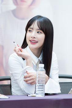 WJSN - SeolA #설아 (Kim Hyunjung #김현정) at Hanam Fansign 160918 하남 #팬싸인회 #우주소녀
