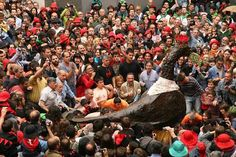 PATUM DE BERGA )( fiesta popular del pueblo de Berga