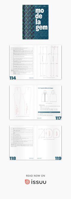 """ebook """"Modelagem Básica do Vestuário Feminino"""" O ebook """"Modelagem Básica do Vestuário Feminino"""" disponibiliza diagramas básicos femininos adultos (representações geométricas da morfologia do corpo humano) sobre os quais, posteriormente, serão traçados modelos de vestuário. Todas as etapas para execução dos diagramas básicos são embasadas em conhecimentos teóricos, necessários ao traçado e importantes à obtenção da qualidade do projeto de vestuário de Moda."""