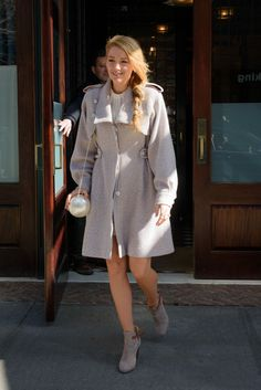 Blake Lively – Leaving Her hotel in New York City,