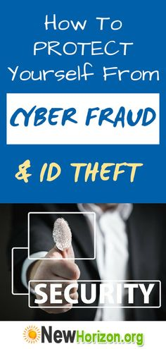 How To Protect Yourself From Cyber Fraud and ID Theft Canadian Passport, National Debt Relief, Identity Theft Protection, How To Protect Yourself, Money Management, Investigations, Cyber, Finance, Passport Office