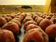 Make Ahead Frozen Meatballs Recipe
