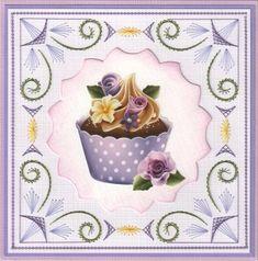 My Craft Cupboard Craft Cupboard, Embroidery Cards, Edge Stitch, Marianne Design, Beautiful Patterns, I Card, Paper Art, Stitch Patterns, Art Gallery