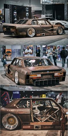 If Bmw Ran At Nascar Modern Muscle Cars Coole – Images Gallery Site Modern Muscle Cars, Custom Muscle Cars, Custom Cars, Suv Bmw, Bmw E28, Bmw Alpina, Tuner Cars, Jdm Cars, Weird Cars