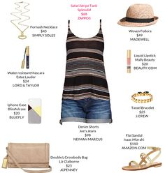 Love this for a summers day out with my girls... My weekly outfit - https://mystylit.com