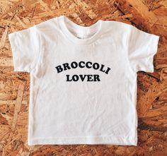 Broccoli Lover tee