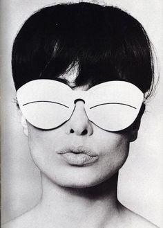 d74e6dd1562 Items similar to COURREGES VINTAGE RARE Mod Authentic Sunglasses Eskimo  France Occhiali 1960s on Etsy