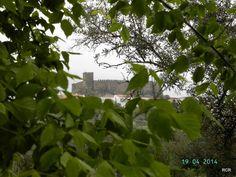 El Castillo entre las hojas