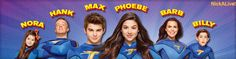 "Nickelodeon USA To Fully Premiere ""The Thundermans"" On Saturday November 2013 Nick Tv Shows, Newest Tv Shows, Favorite Tv Shows, Nickelodeon The Thundermans, Max Thunderman, Bella And The Bulldogs, Nicky Ricky, Kira Kosarin, Nickelodeon Shows"