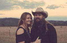 Chris and Morgane Stapleton
