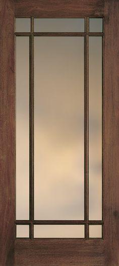 Custom Wood Glass Panel Interior Door | JELD WEN Doors U0026 Windows