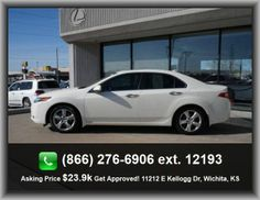 2011 Acura TSX Base Sedan  Air Conditioning, Power Locks, Handsfree/Bluetooth Integration, Turn Signal Mirrors, Fog Lights, Engine Immobilizer, Cruise Control, Heated Mirrors, Front And Rear Stabilizer Bar,