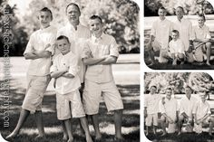 Father and Sons Photos