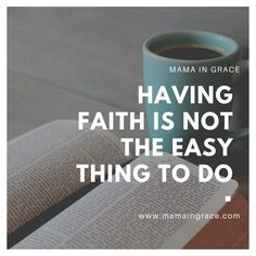 Having faith is not as easy as it seems. Receiving the blessings of having faith is always the easier part. The har Hope In God, Mental Health Advocate, Inspirational Music, Losing Faith, Working Mother, Have Faith, Coping Mechanisms, Decision Making, Christian Faith