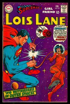 Superman's Girl Friend Lois Lane 81 8 0 VF 1968 Adams | eBay